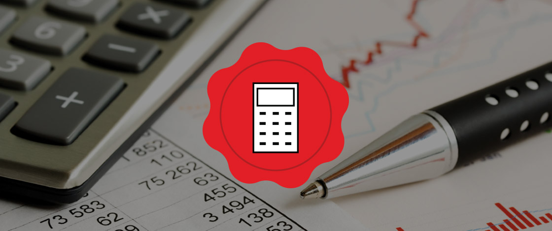 Calculator Pen Spreadsheet